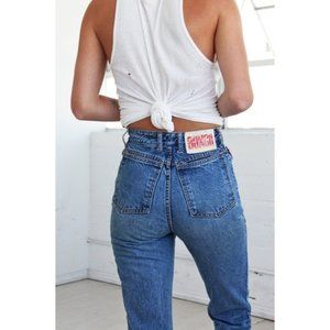 Vintage  90s BONGO High Rise Button Fly Jeans